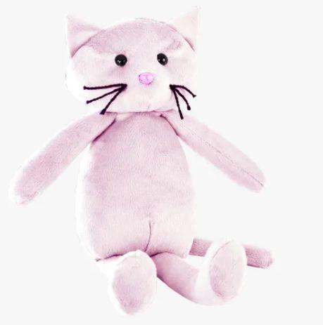 Gato Miu Rosa P - Bichos de Pelúcia
