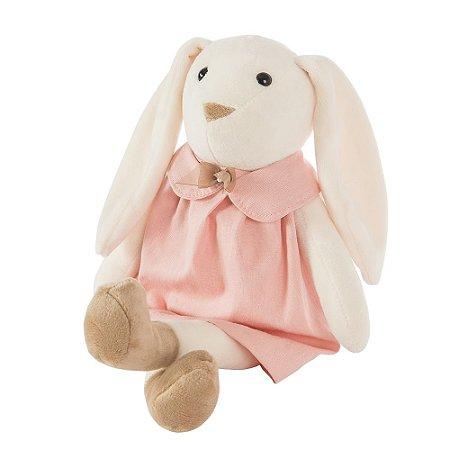 Coelha Malu P - Bicho de Pelúcia