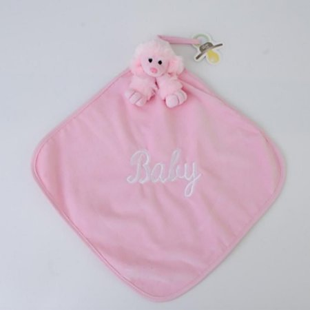 Blanket Cetim Lili Rosa - Zip Toys