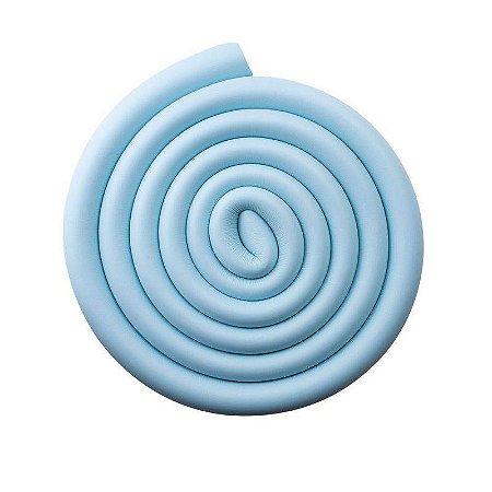 Protetor de Borda Formato U Azul - Comtac