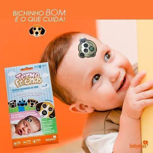 Termômetro Adesivo - Baby Deas
