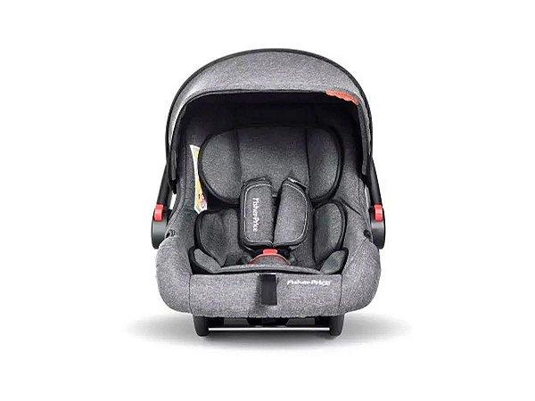 Bebê Conforto Nano Cinza 0 - 13kg - Fisher Price