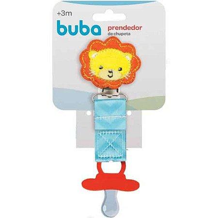 Prendedor de Chupeta Leão - Buba