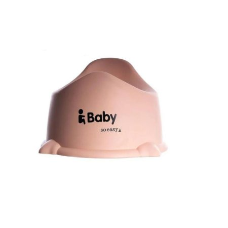 Troninho Baby com Tampa Rosa - KaBaby
