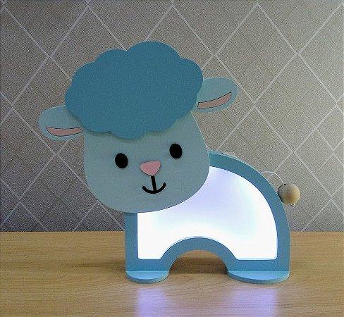 Nova Luminária Ovelha