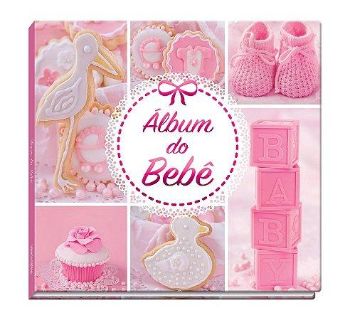 Album do Bebê Rosa - Vale das Letras