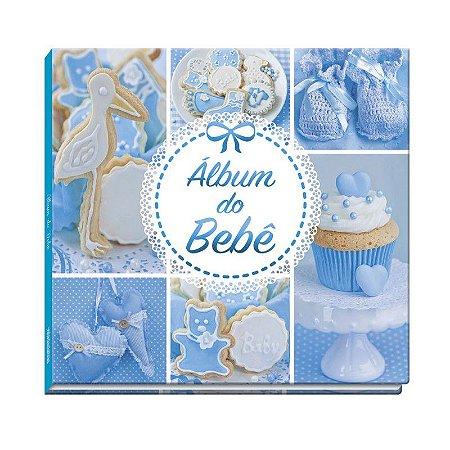 Album do Bebê Azul - Vale das Letras