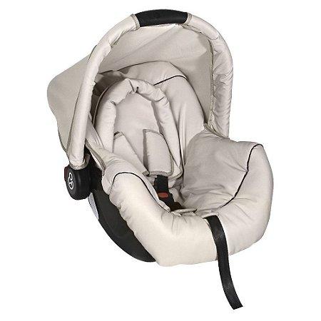 Bebê Conforto Piccolina Bege/Preto - Galzerano