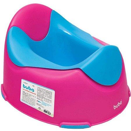 Troninho Infantil Rosa e Azul - Buba
