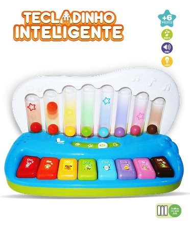 Tecladinho Inteligente - Zoop