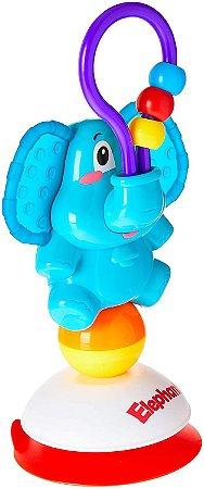 Brinquedo Cadeirão Com Ventosa Elefante- Girotondo