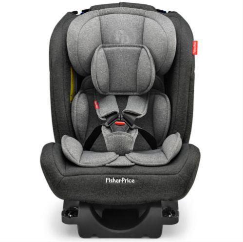 Cadeira para Auto All stages Fix 0 a 36kg Preto/Cinza 2.0 - Fisher Price