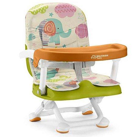 Cadeira de Alimentação Portátil Pop Animais - Multikids