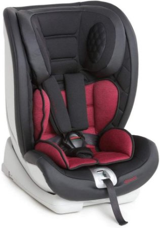 Cadeira para Auto Technofix Black Red - Dzieco