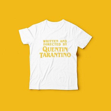 T SHIRT QUENTIN TARANTINO