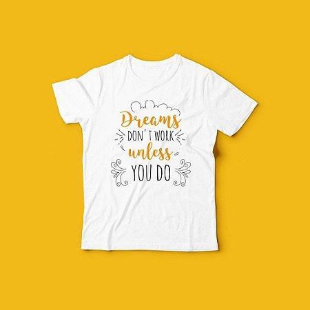 T SHIRT  DREAMS WORK