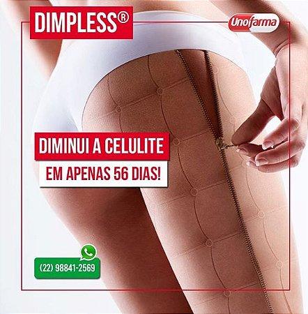 DIMPLESS 40MG 30CÁPSULAS - ANTI CELULITE E ESTRIAS