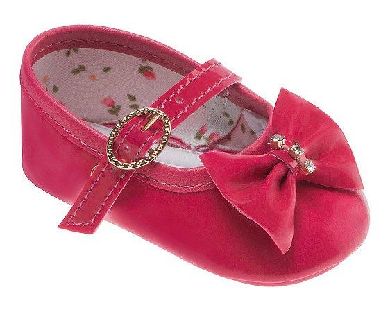 Sapatilha Pimpolho Recém Nascido Menina pink