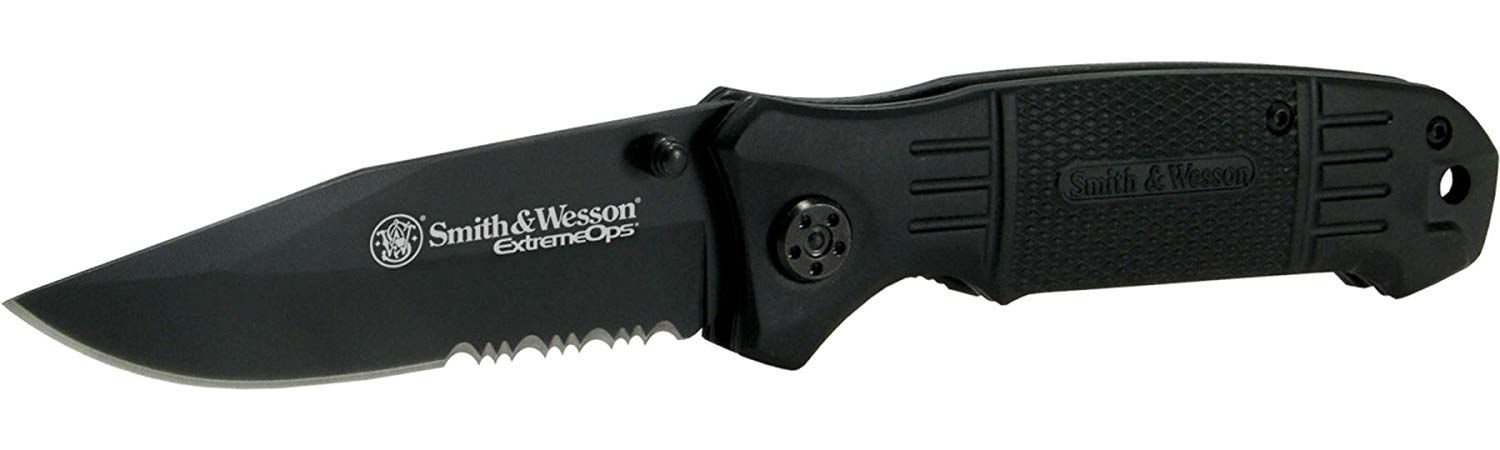 CANIVETE TÁTICO SMITH & WESSON SWEX2S
