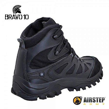 BOTA AIRSTEP  BRAVO 10 - BLACK 5700-1