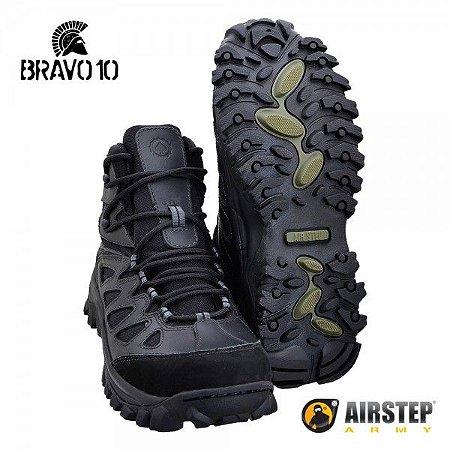 BOTA AIRSTEP  BRAVO 10 - BLACK REF-5700-1