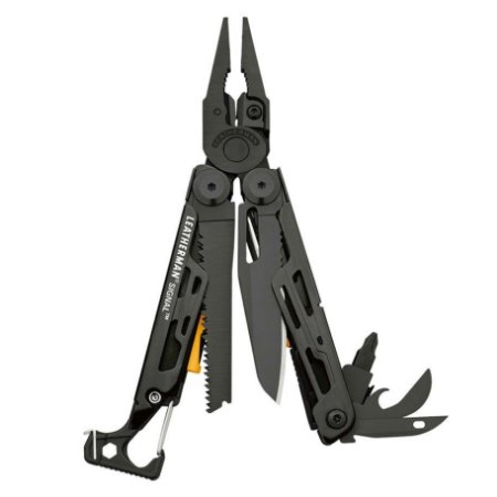 LEATHERMAN SIGNAL BLACK ALICATE MULTITOOL  - LT832586
