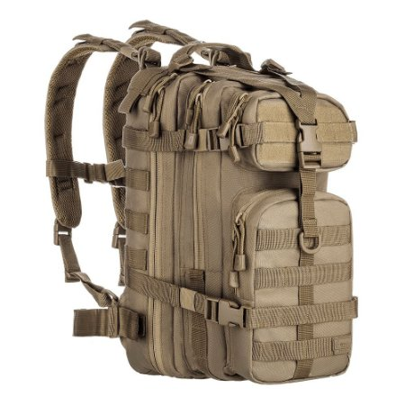 MOCHILA INVICTUS ASSAULT - COYOTE