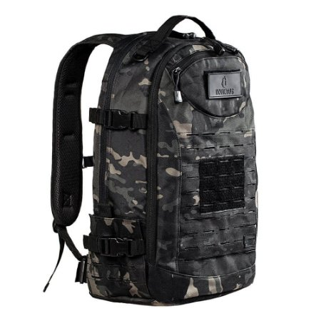 MOCHILA INVICTUS  RUSHER - MULTICAM BLACK