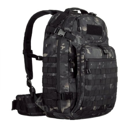 MOCHILA INVICTUS MISSION - MULTICAM BLACK