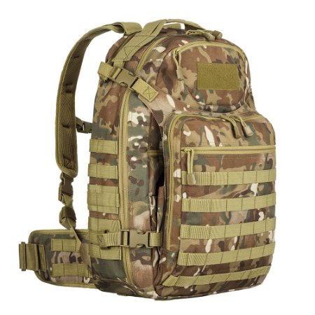 MOCHILA INVICTUS MISSION - MULTICAM