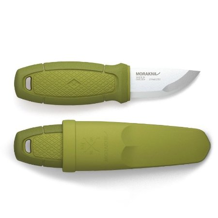 MORA ELDRIS NECK KNIFE - VERDE
