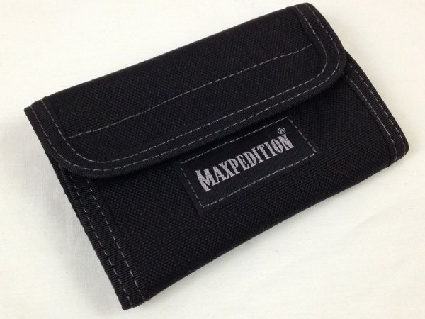 CARTEIRA MAXPEDITION SPARTAN WALLET