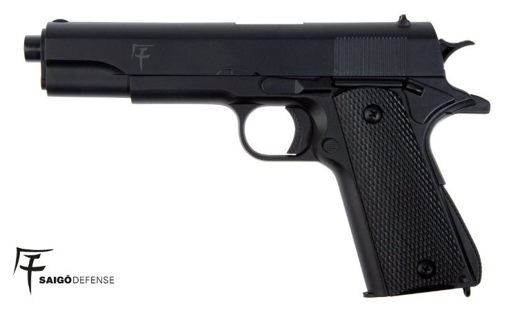 PISTOLA SAIGO DEFENSE 1911 SPRING 6MM