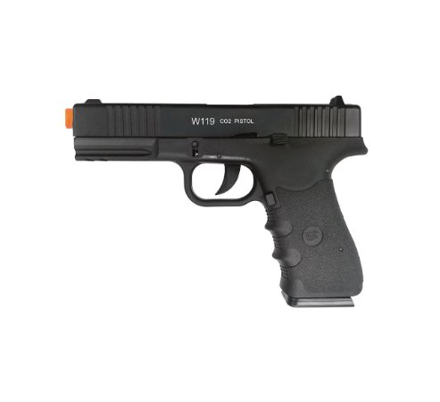 PISTOLA WINGUN W119 CO2 - 6MM