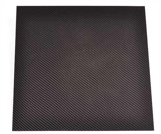 CHAPA DE KYDEX TAMANHO 12 X 60CM - BLACK CARBON