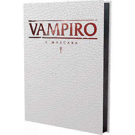Vampiro: A Máscara (5ª Edição) - Edição de Luxo (PT-BR)