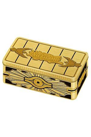 Yu-gi-oh! Lata Sarcófago Dourado