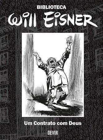 Biblioteca Eisner Vol. 01 - Um Contrato com Deus