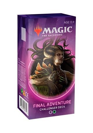 Challenger Deck - Final Adventure (BG Adventure)