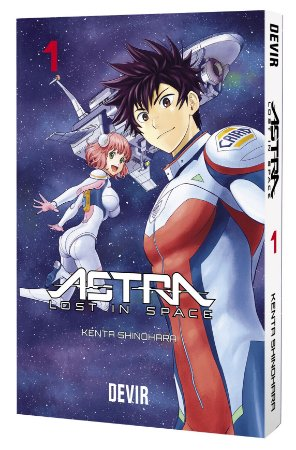 Astra: Lost in Space (Vol I)