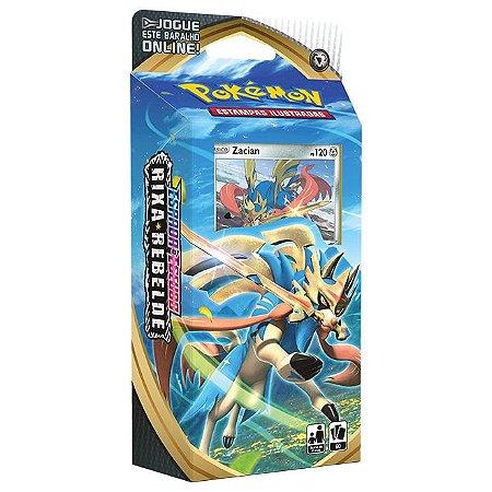 Deck Pokémon - Rixa Rebelde