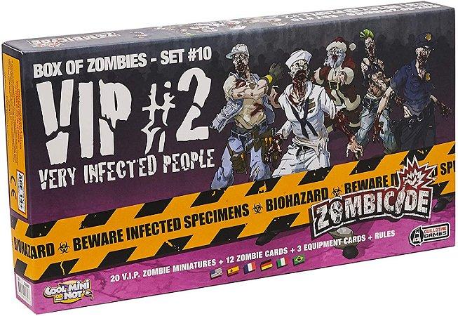 Zombicide - Expansão V.I.P. 2
