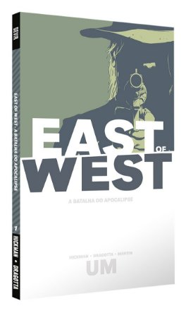 [Pré-Venda] East of West - A Batalha do Apocalipse Vol 1
