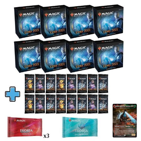 Combo8 - Pre Release Magic 2021