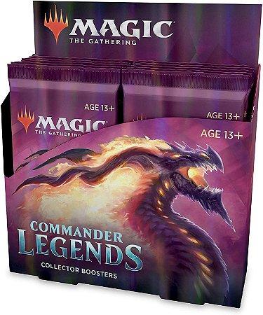 Booster Box - Commander Legends Collectors