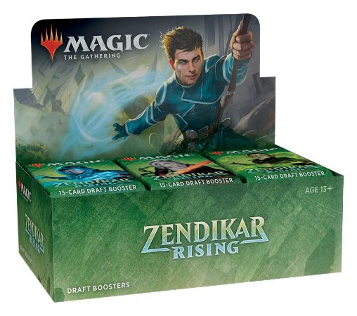 Booster Box - Zendikar Rising