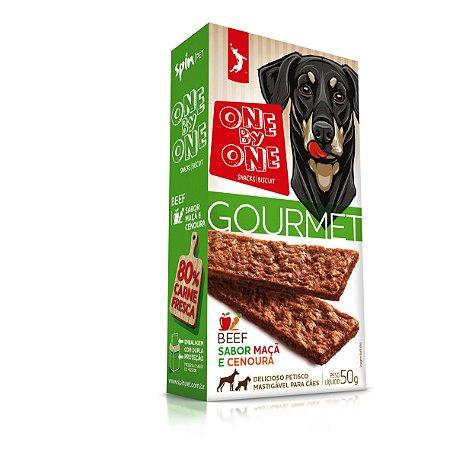 Beef GOURMET Spin Pet - 50g - Maca e cenoura