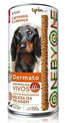 Stick PROBIOTIC Spin Pet - 150g - Dermato