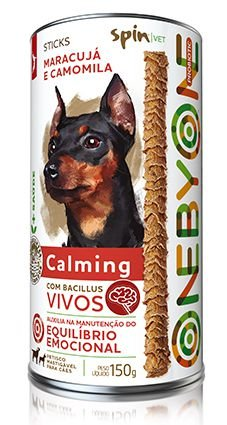 Stick PROBIOTIC Spin Pet - 150g - Calming