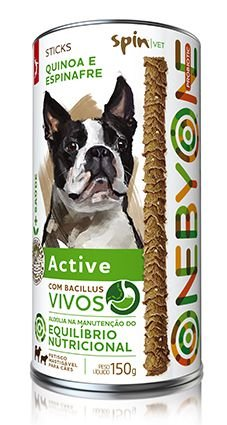 Stick Spin Pet Active